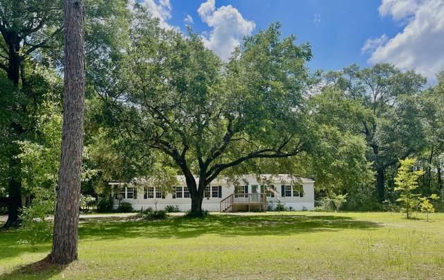 7250 Leonard Barnes Road, Holt, FL 32564 (MLS #874402) :: Scenic Sotheby's International Realty