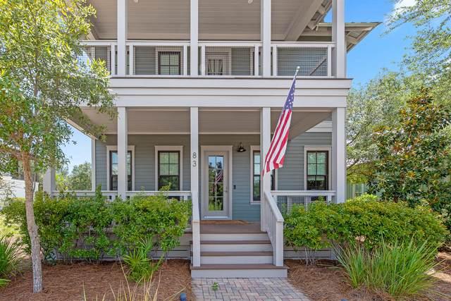 83 Cypress Walk, Santa Rosa Beach, FL 32459 (MLS #874409) :: ENGEL & VÖLKERS