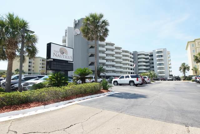660 Nautilus Court Unit 2207, Fort Walton Beach, FL 32548 (MLS #874416) :: Coastal Lifestyle Realty Group