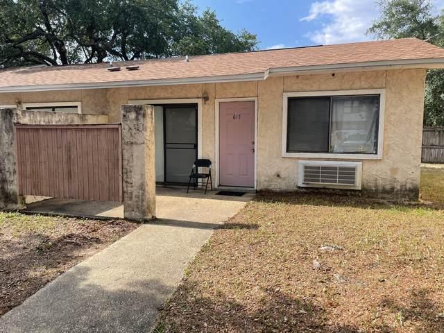 617 Virginia Oak Court, Fort Walton Beach, FL 32548 (MLS #874418) :: John Martin Group | Berkshire Hathaway HomeServices PenFed Realty