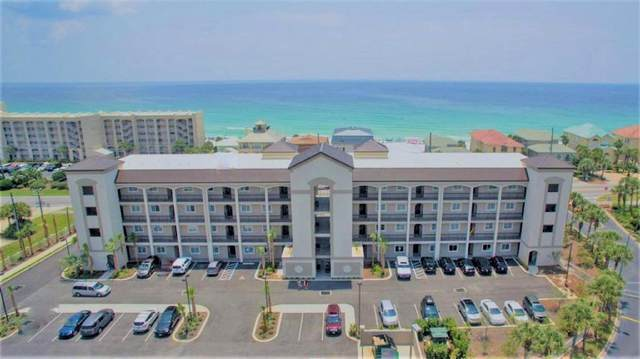 732 Scenic Gulf Drive Unit A402, Miramar Beach, FL 32550 (MLS #874422) :: John Martin Group | Berkshire Hathaway HomeServices PenFed Realty