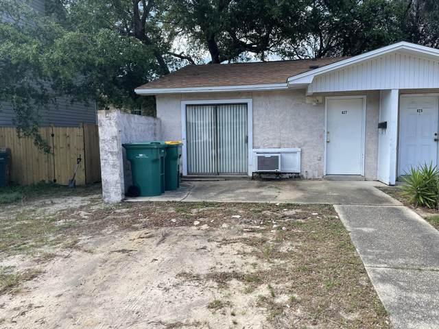 627 Virginia Oak Court, Fort Walton Beach, FL 32548 (MLS #874432) :: John Martin Group | Berkshire Hathaway HomeServices PenFed Realty
