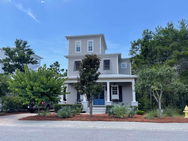 177 W Bartons Way, Santa Rosa Beach, FL 32459 (MLS #874444) :: Somers & Company