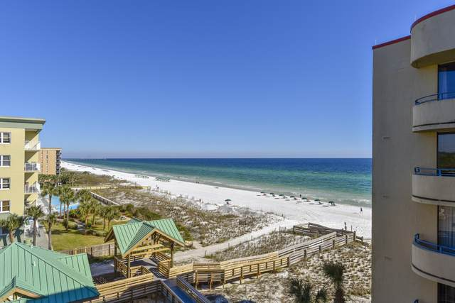660 Nautilus Court Unit 2607, Fort Walton Beach, FL 32548 (MLS #874448) :: John Martin Group | Berkshire Hathaway HomeServices PenFed Realty