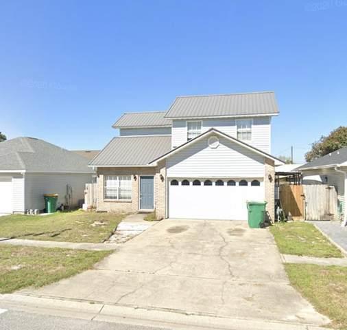 249 Bent Arrow Drive, Destin, FL 32541 (MLS #874460) :: John Martin Group | Berkshire Hathaway HomeServices PenFed Realty