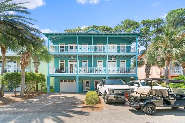 43 Dune Breeze Lane Unit G-1, Santa Rosa Beach, FL 32459 (MLS #874506) :: Scenic Sotheby's International Realty