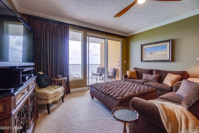 5004 Thomas Drive Unit 1110, Panama City Beach, FL 32408 (MLS #874523) :: Scenic Sotheby's International Realty