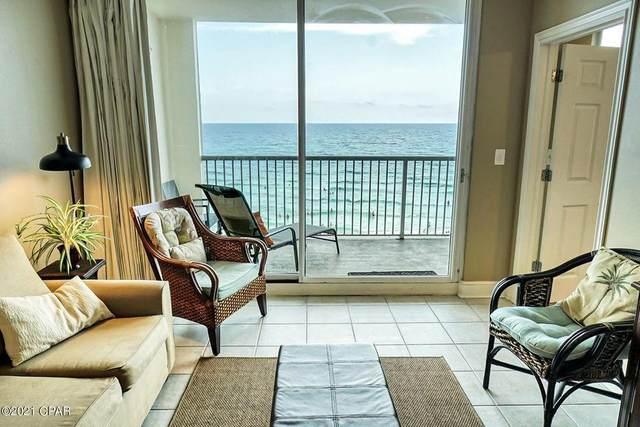 10811 Front Beach Road Unit 506, Panama City Beach, FL 32407 (MLS #874524) :: Scenic Sotheby's International Realty