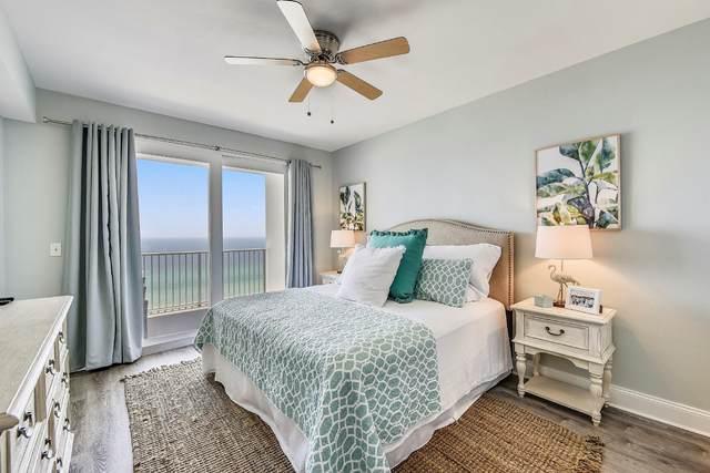 9860 S Thomas Drive #1822, Panama City Beach, FL 32408 (MLS #874526) :: Scenic Sotheby's International Realty