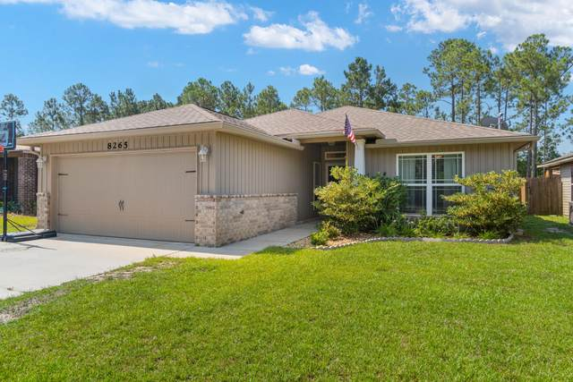 8265 Sierra Street, Navarre, FL 32566 (MLS #874542) :: The Honest Group