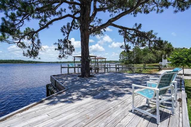 801 Lake Powell Drive, Panama City Beach, FL 32413 (MLS #874566) :: Blue Swell Realty