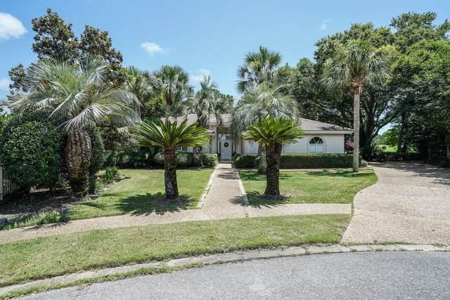 5 Okeechobee Court, Destin, FL 32541 (MLS #874584) :: Berkshire Hathaway HomeServices Beach Properties of Florida
