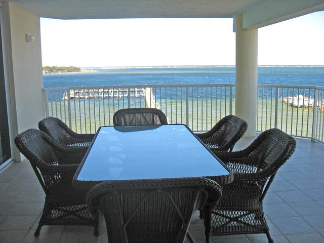 1328 SE Miracle Strip Parkway Unit 501, Fort Walton Beach, FL 32548 (MLS #874594) :: Back Stage Realty