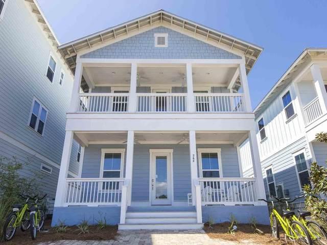 268 Gulfview Circle, Santa Rosa Beach, FL 32459 (MLS #874606) :: Berkshire Hathaway HomeServices Beach Properties of Florida