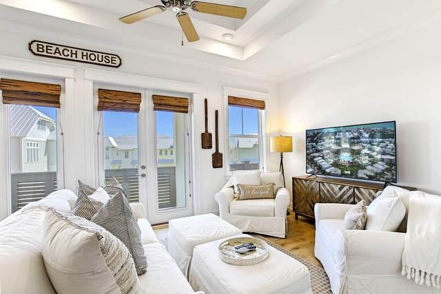 259 Milestone Drive Unit C, Inlet Beach, FL 32461 (MLS #874652) :: Scenic Sotheby's International Realty