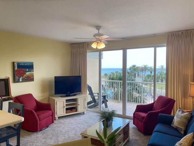 1515 Miracle Strip Parkway Unit 313, Fort Walton Beach, FL 32548 (MLS #874676) :: Beachside Luxury Realty