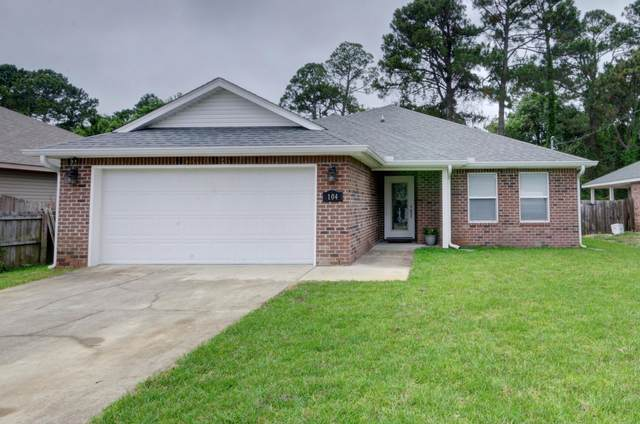 104 Green Drive, Mary Esther, FL 32569 (MLS #874697) :: Scenic Sotheby's International Realty
