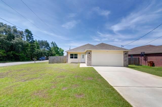 8517 Carlos Street, Navarre, FL 32566 (MLS #874698) :: Scenic Sotheby's International Realty