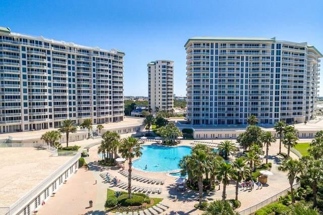 15100 Emerald Coast Parkway Unit 605, Destin, FL 32541 (MLS #874712) :: Coastal Lifestyle Realty Group