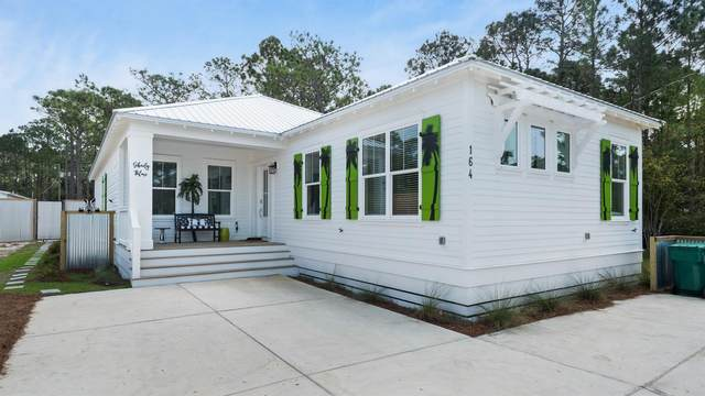 164 Shady Pines Drive, Santa Rosa Beach, FL 32459 (MLS #874717) :: Berkshire Hathaway HomeServices Beach Properties of Florida