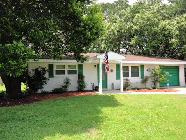50 NW Memorial Parkway, Fort Walton Beach, FL 32548 (MLS #874723) :: The Ryan Group