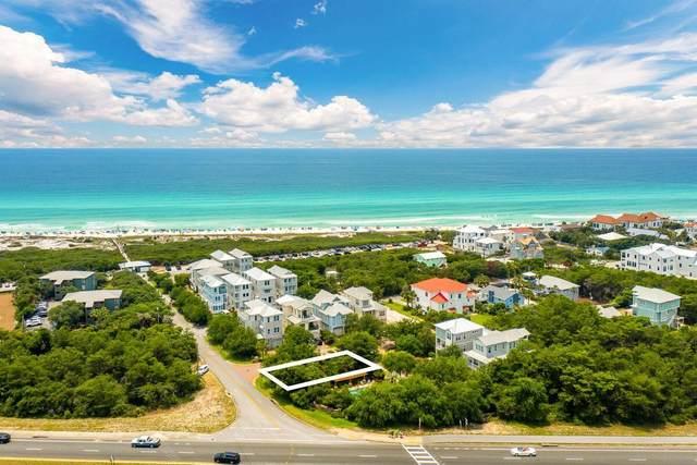 Lot 10 Pompano Place, Inlet Beach, FL 32461 (MLS #874740) :: NextHome Cornerstone Realty