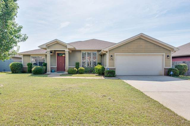 2721 Lakes Edge Lane, Navarre, FL 32566 (MLS #874754) :: ENGEL & VÖLKERS
