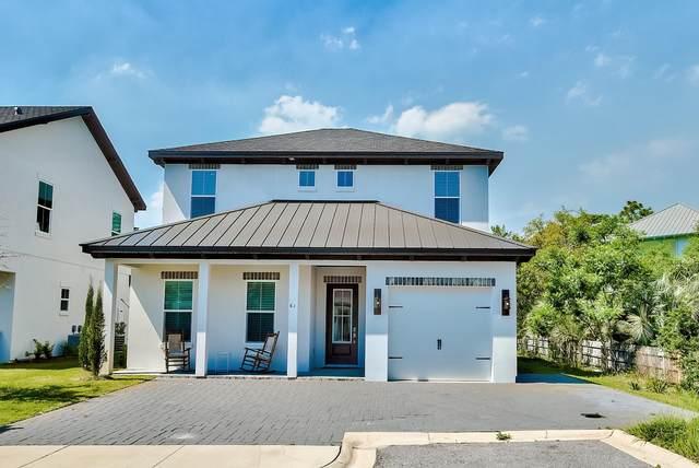 61 Carefree Lane, Santa Rosa Beach, FL 32459 (MLS #874812) :: NextHome Cornerstone Realty