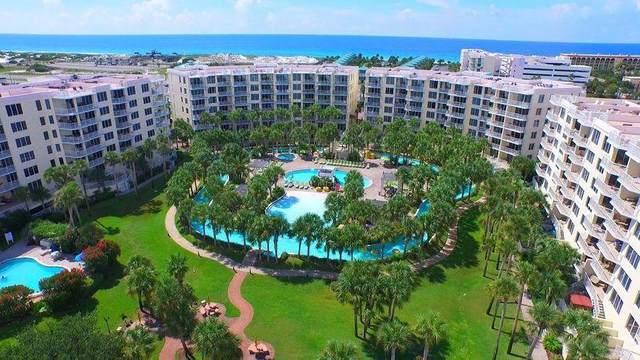 1322 SE Miracle Strip Parkway #508, Fort Walton Beach, FL 32548 (MLS #874823) :: Coastal Lifestyle Realty Group