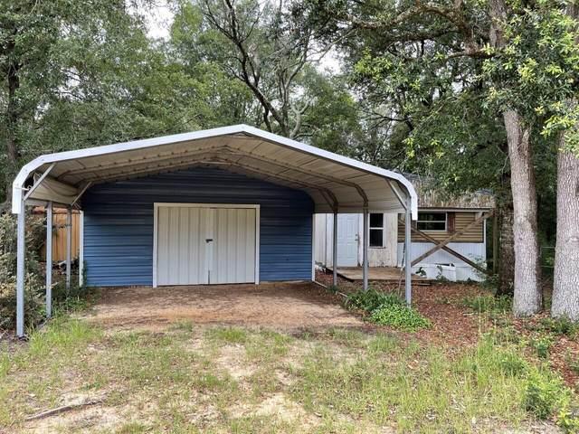 134 Double L Road, Defuniak Springs, FL 32433 (MLS #874847) :: Coastal Lifestyle Realty Group