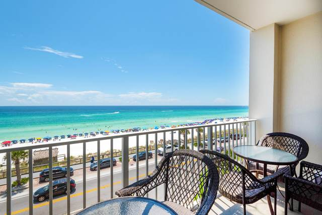 1200 Scenic Gulf Drive Unit B407, Miramar Beach, FL 32550 (MLS #874864) :: Berkshire Hathaway HomeServices Beach Properties of Florida