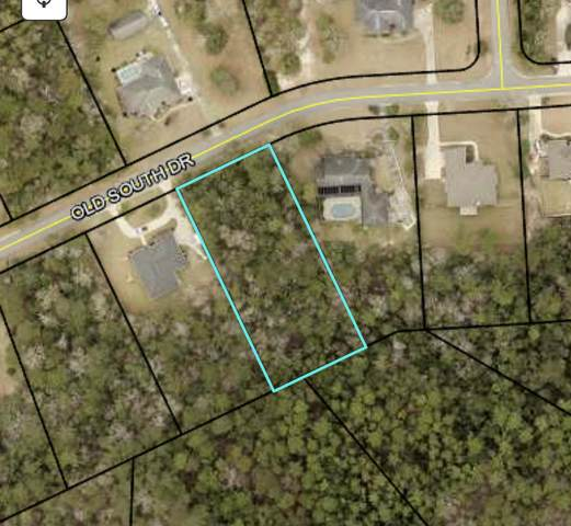 134 Old South Drive, Crestview, FL 32536 (MLS #874871) :: NextHome Cornerstone Realty