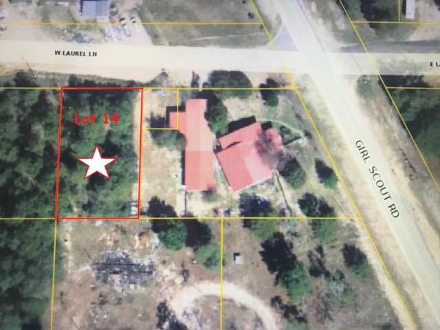 Lot 14 W Laurel Lane, Defuniak Springs, FL 32433 (MLS #874887) :: Counts Real Estate Group, Inc.