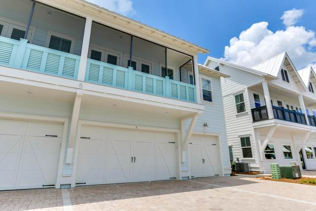 8 E Milestone Drive B, Inlet Beach, FL 32461 (MLS #874904) :: Blue Swell Realty