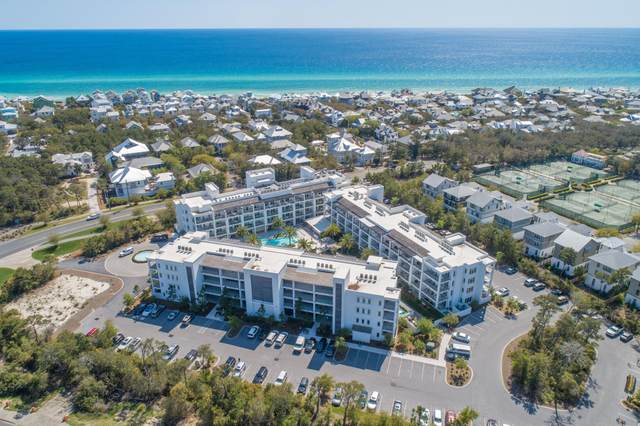 10941 E County Hwy 30A #342, Inlet Beach, FL 32461 (MLS #874931) :: Luxury Properties on 30A