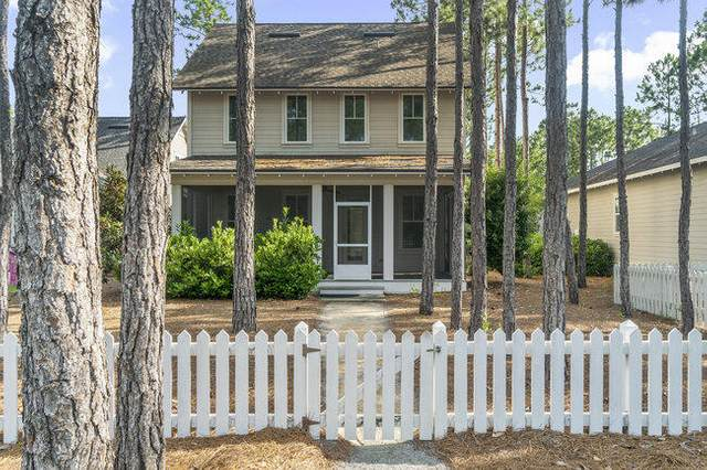 264 Jack Knife Drive, Watersound, FL 32461 (MLS #874932) :: Coastal Lifestyle Realty Group