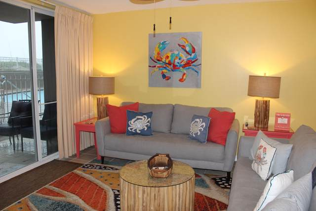 520 Santa Rosa Boulevard Apt 106, Fort Walton Beach, FL 32548 (MLS #874958) :: Beachside Luxury Realty