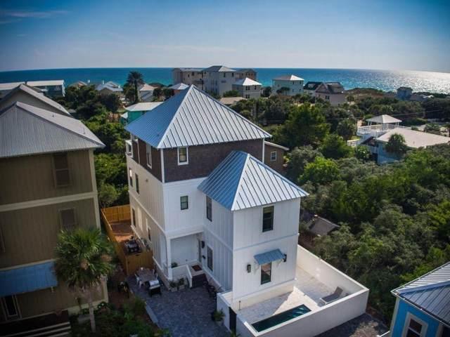 23 Bluewater View Avenue, Inlet Beach, FL 32461 (MLS #874962) :: Vacasa Real Estate