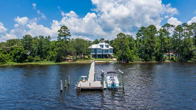 2975 Holley Point Road, Navarre, FL 32566 (MLS #874963) :: Blue Swell Realty