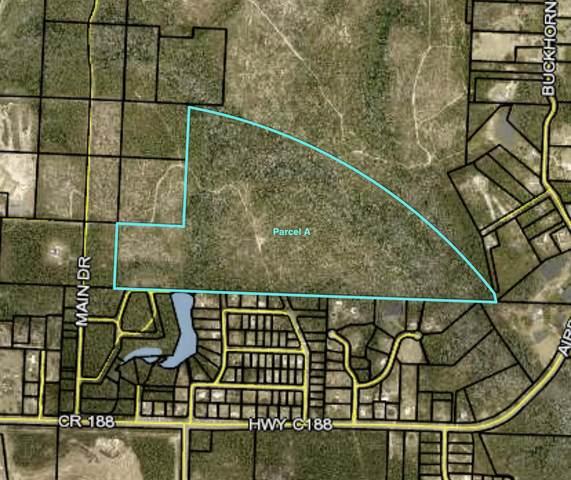 Parcel A&B Haylee Ln, Crestview, FL 32536 (MLS #874985) :: The Premier Property Group