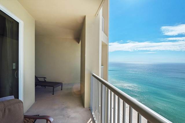 11807 Front Beach Road 1- 1906, Panama City Beach, FL 32407 (MLS #875007) :: Beachside Luxury Realty