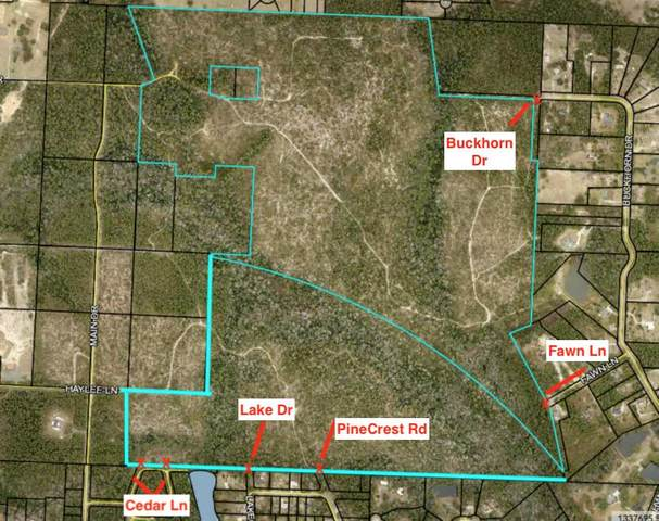 A and B Haylee Ln, Crestview, FL 32536 (MLS #875034) :: Luxury Properties on 30A