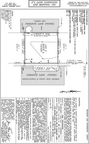Lot #2 Paradise Lane, Santa Rosa Beach, FL 32459 (MLS #875035) :: Vacasa Real Estate