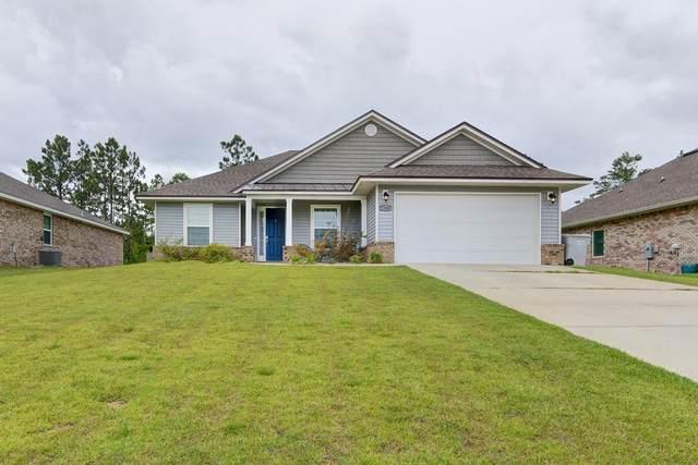 7908 Majestic Cypress Drive, Milton, FL 32583 (MLS #875056) :: Linda Miller Real Estate
