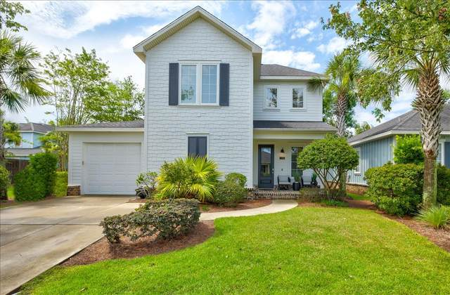 126 Christian Drive, Santa Rosa Beach, FL 32459 (MLS #875068) :: NextHome Cornerstone Realty