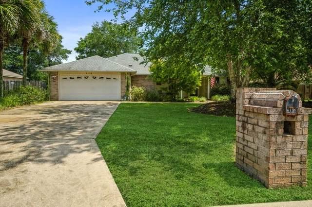 6156 Red Tail Drive, Milton, FL 32570 (MLS #875089) :: Linda Miller Real Estate