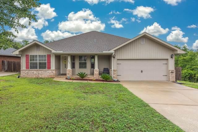 306 Gauntlet Drive, Crestview, FL 32539 (MLS #875103) :: NextHome Cornerstone Realty