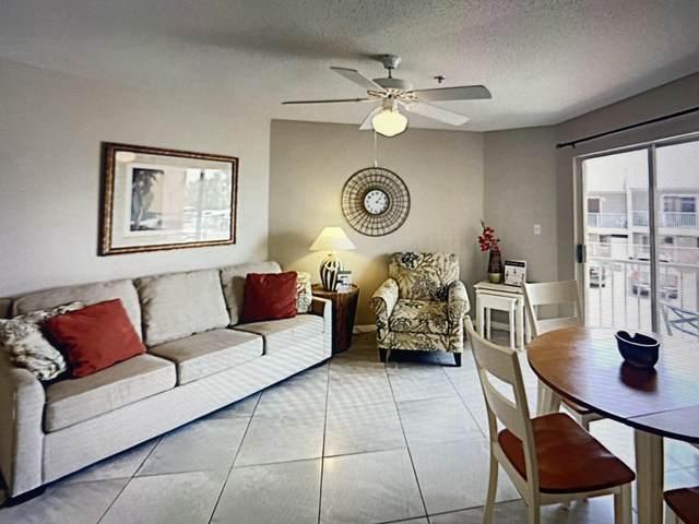 2830 Scenic Gulf Drive Unit 206, Miramar Beach, FL 32550 (MLS #875161) :: Berkshire Hathaway HomeServices PenFed Realty