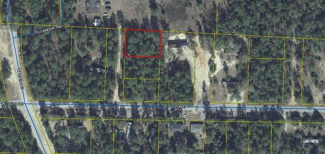 Lot 1 E Tulip Avenue, Defuniak Springs, FL 32433 (MLS #875218) :: Counts Real Estate on 30A