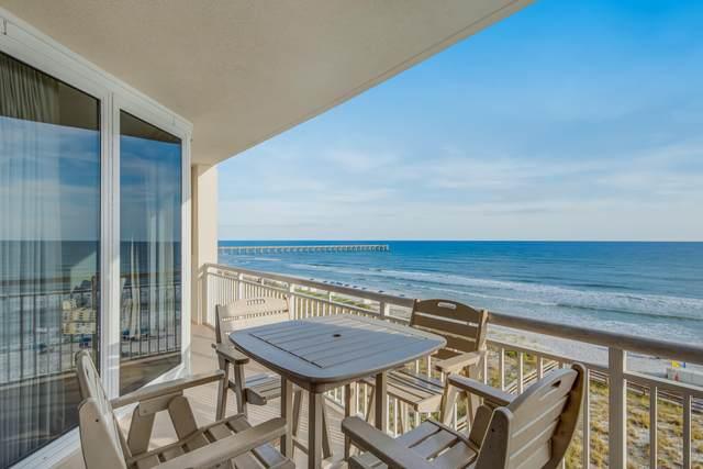8499 Gulf Boulevard Apt 505, Navarre, FL 32566 (MLS #875234) :: Linda Miller Real Estate